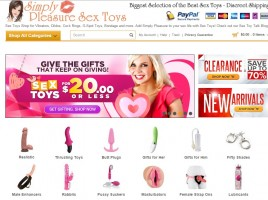 Sex Toy Sites Got and Update